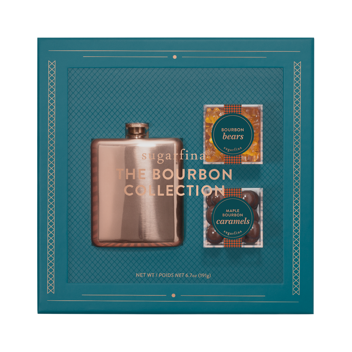 The Bourbon Collection Gift Set
