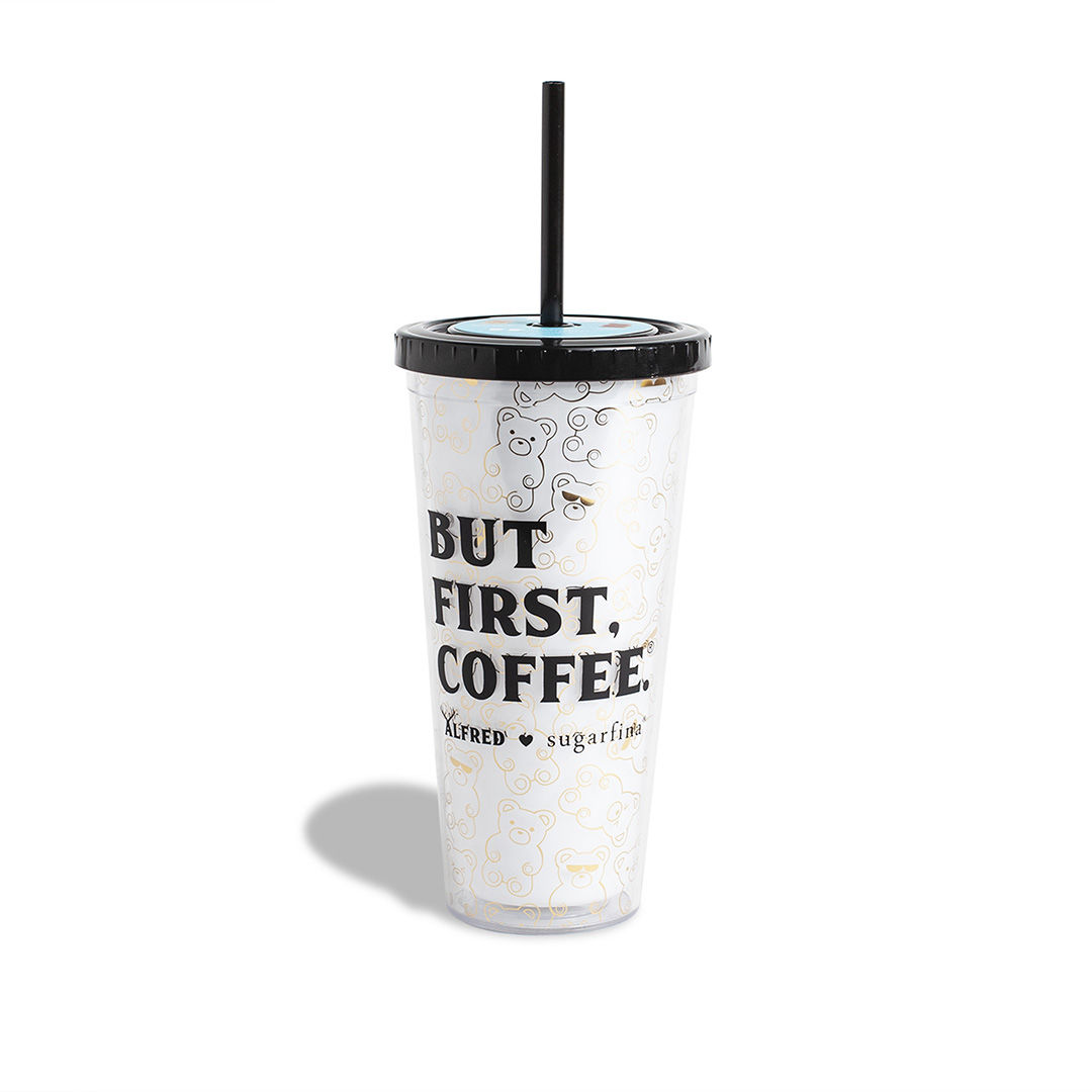 But First, Coffee Tumbler