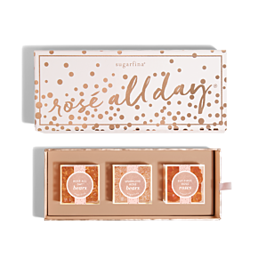 Rosé All Day 3pc Candy Bento Box®