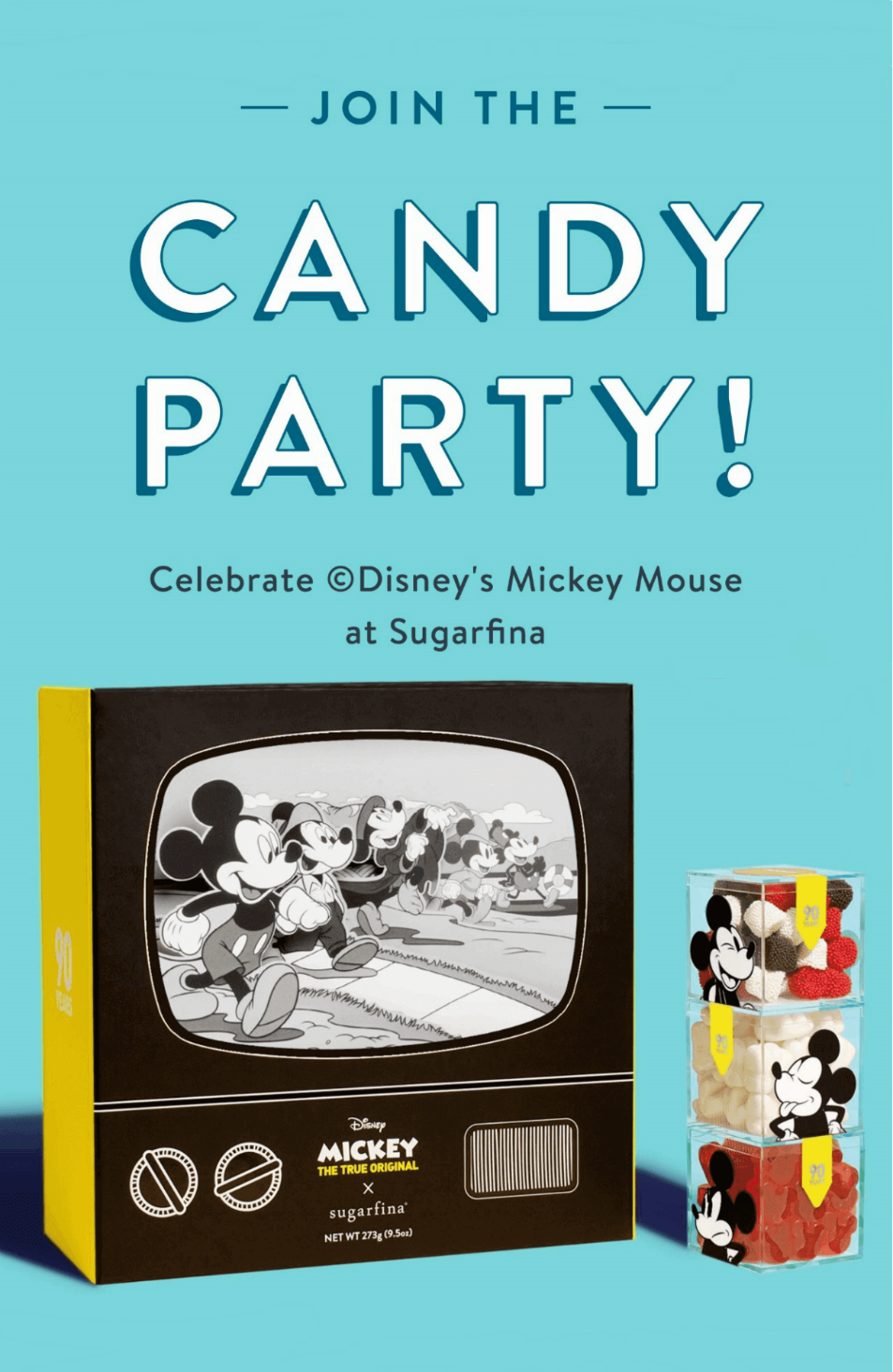 Free Disney Candy Event