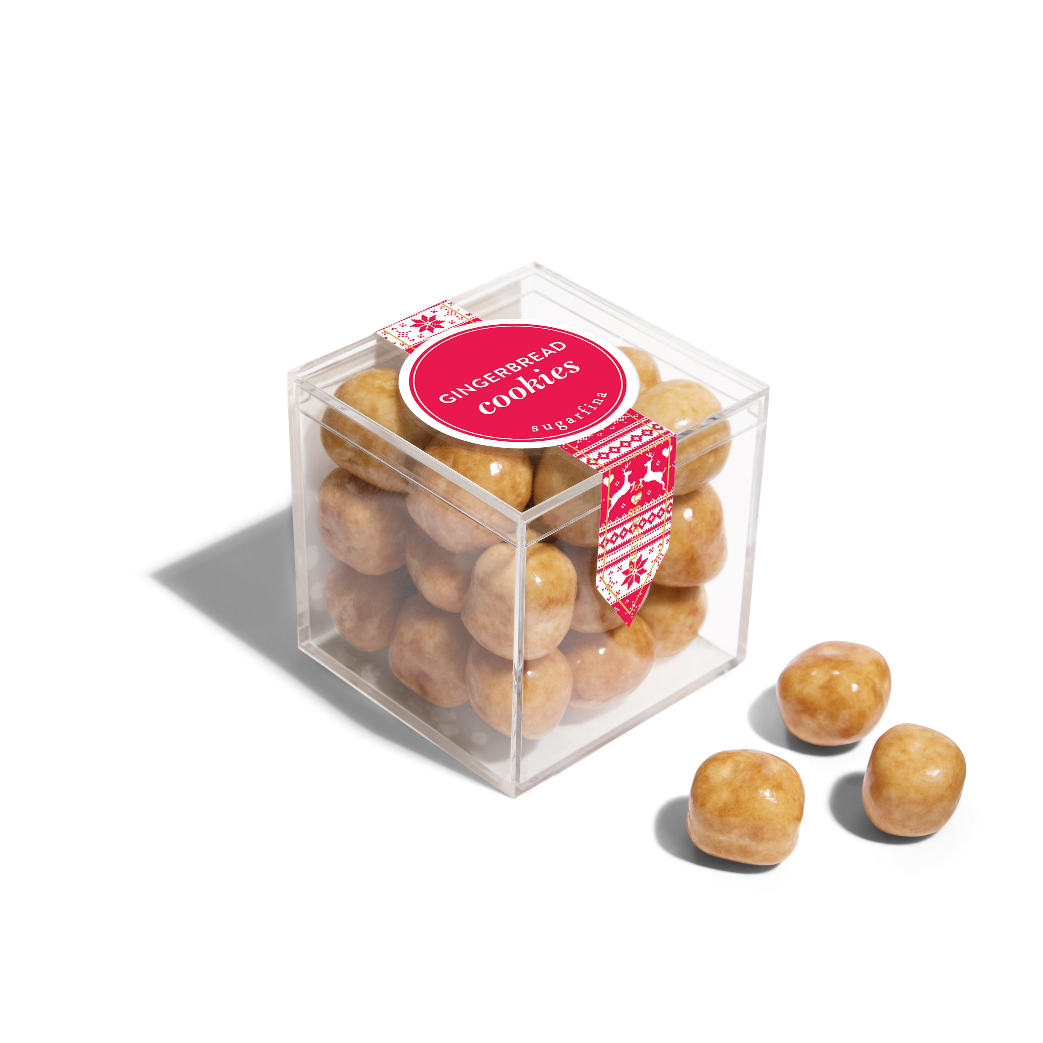 Christmas Collection: Gingerbread Cookie Bites