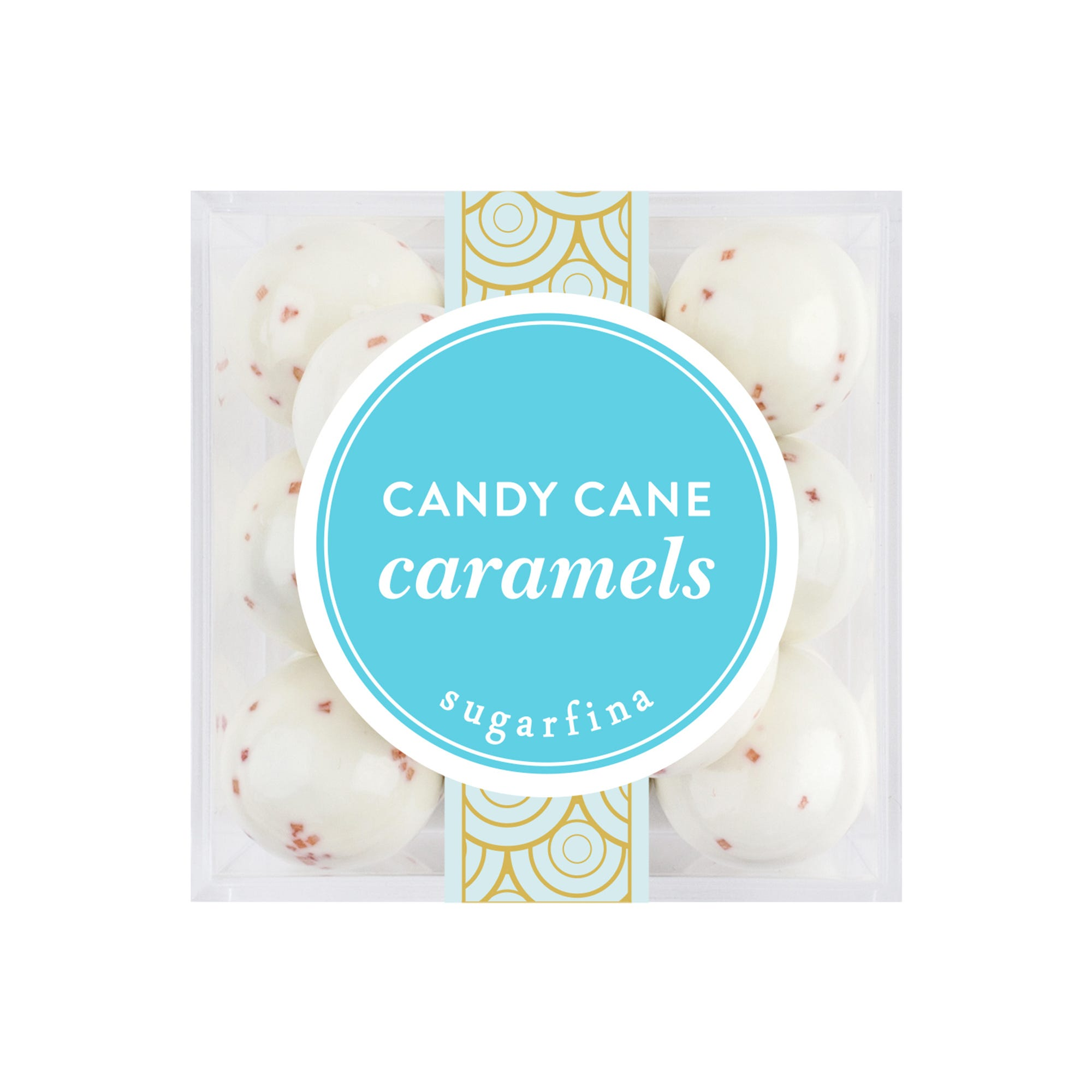 Candy Cane Caramels - Small