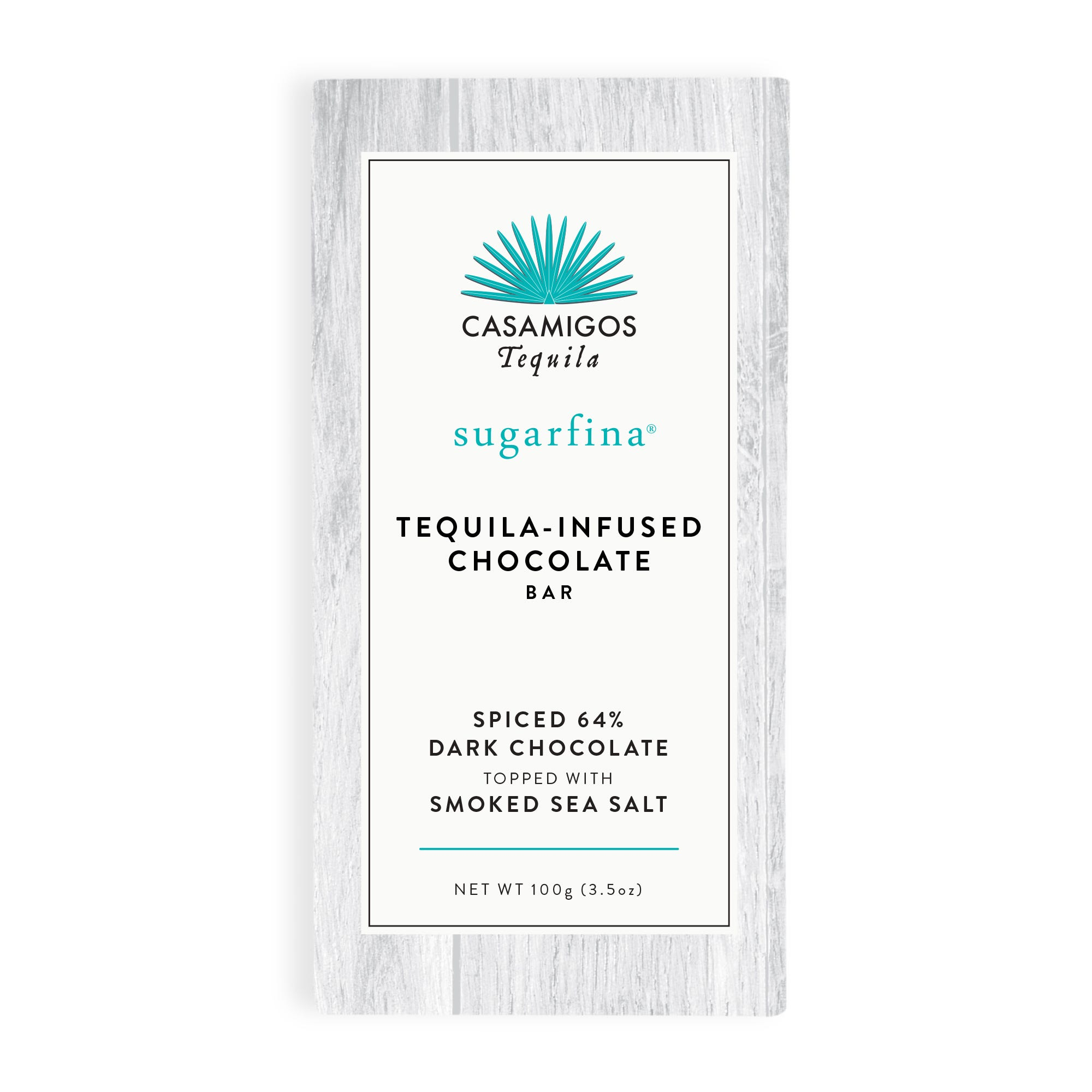 Casamigos Tequila-Infused Chocolate Bar