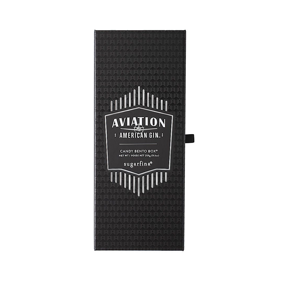 Aviation Gin 3-Piece Alcoholic Bento Box