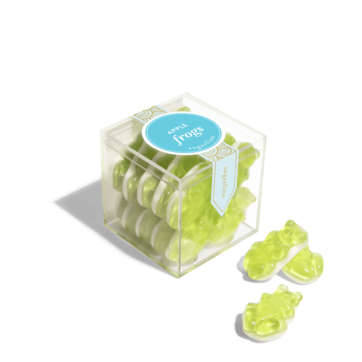 Apple Frogs - Small Candy Cube