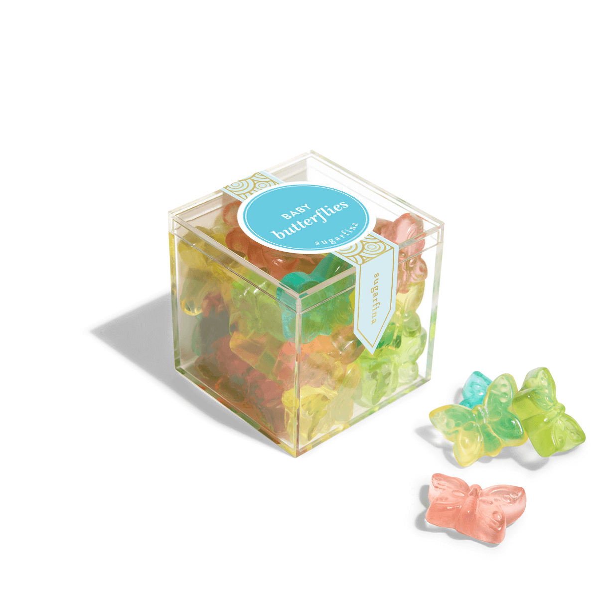 Baby Butterflies - Small Candy Cube