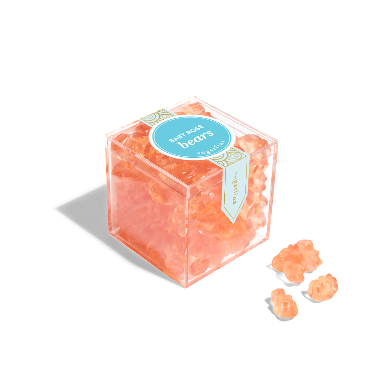 Baby Rosé Bears - Small Candy Cube®