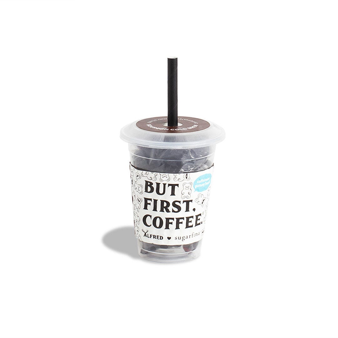 Bourbon Cold Brew Bears Mini Cup
