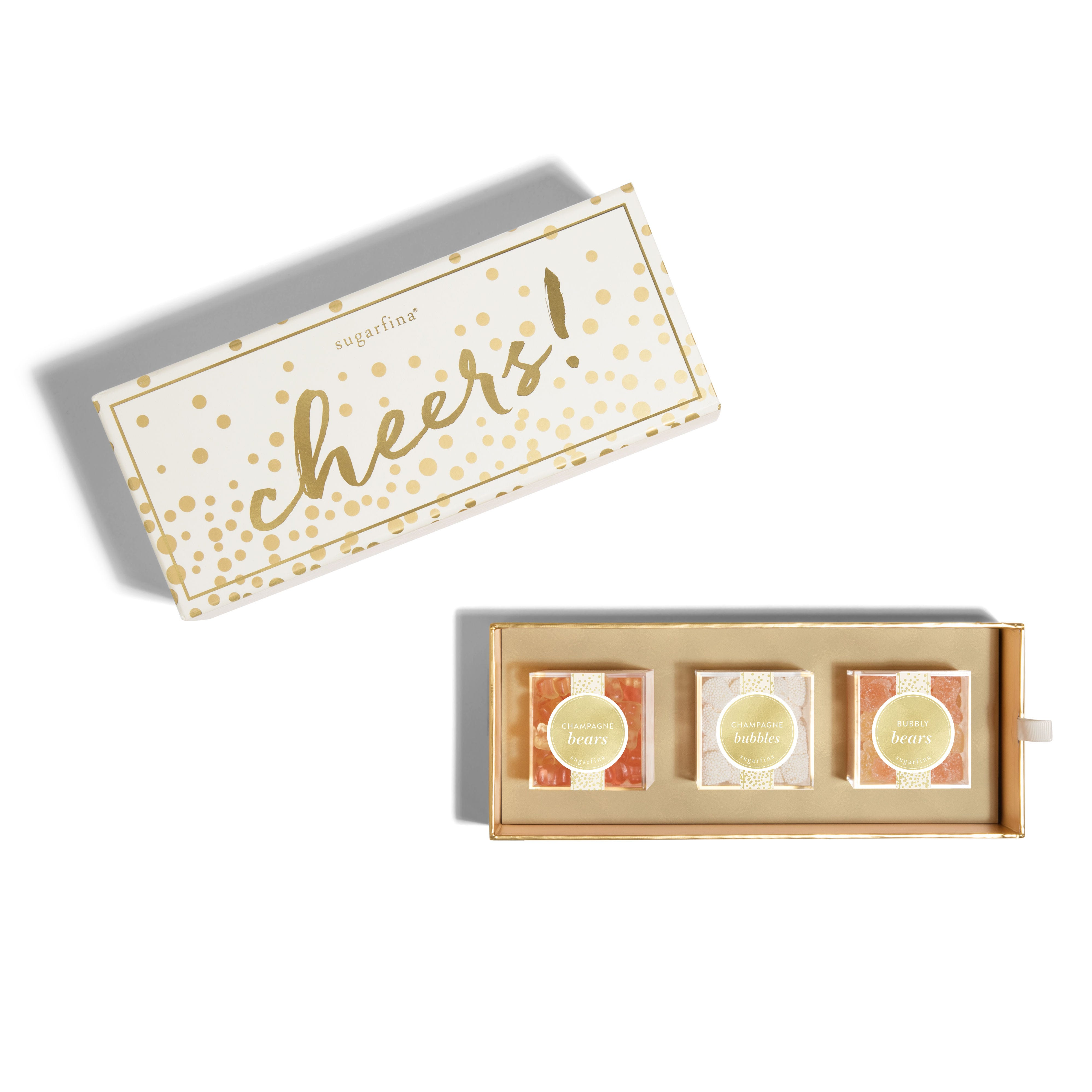 Cheers 3pc Candy Bento Box