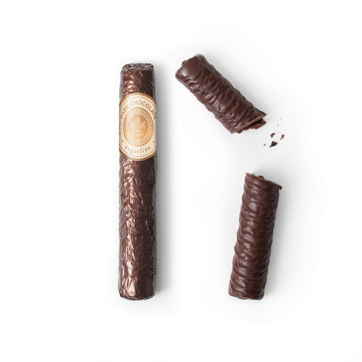 Dark Chocolate Cigar