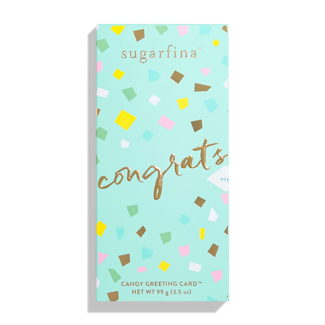 Congrats Candy Greeting Card™