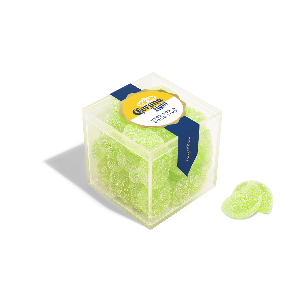 Here for a Good Lime - Small Candy Cube