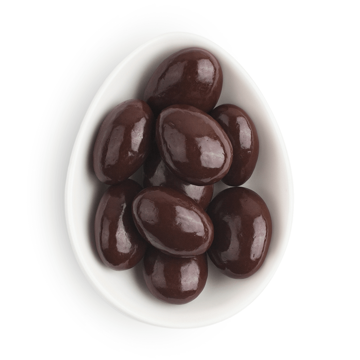 Dark Chocolate Toffee Almonds