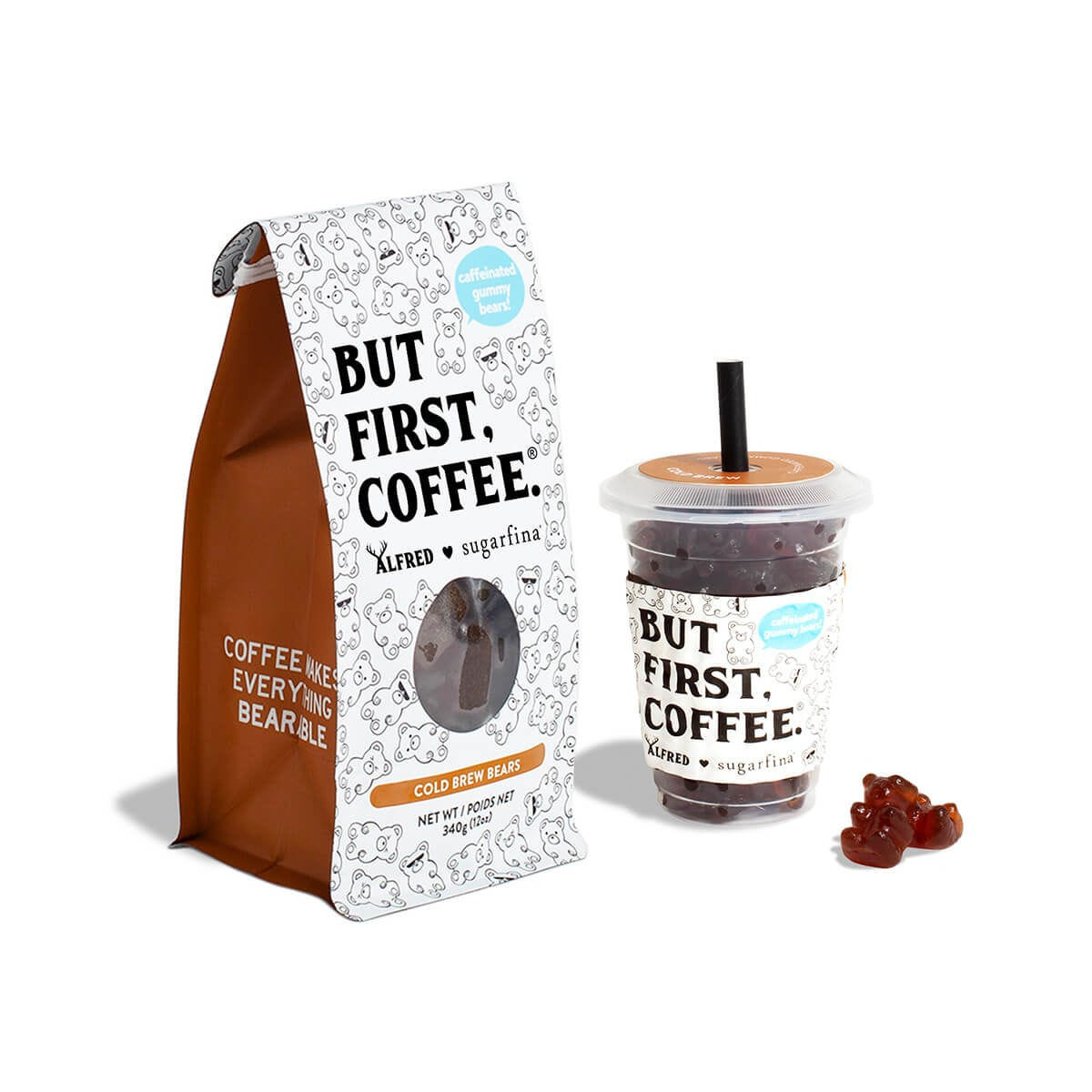 Cold Brew Bears - Refill Your Mini Cup Bundle