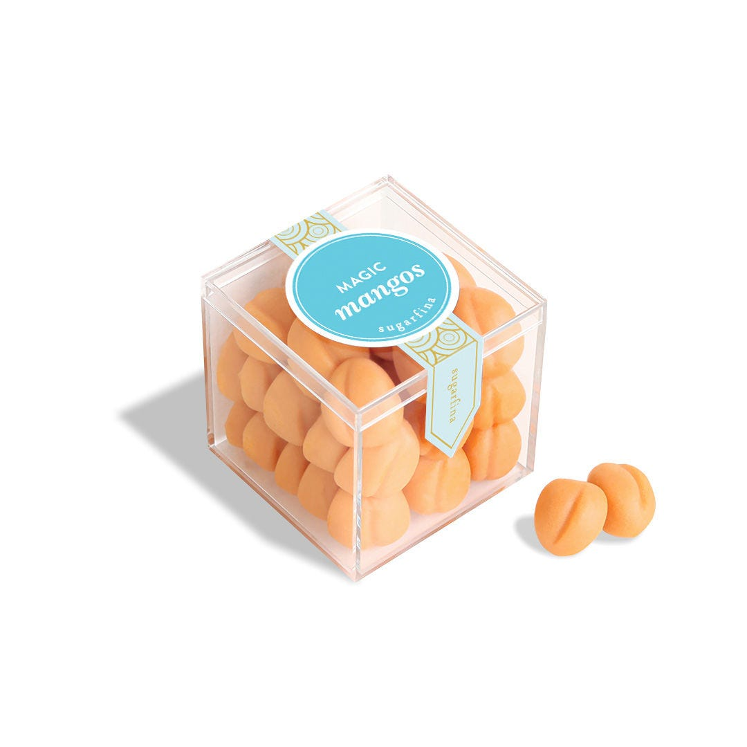 Magic Mangos Candy Cube