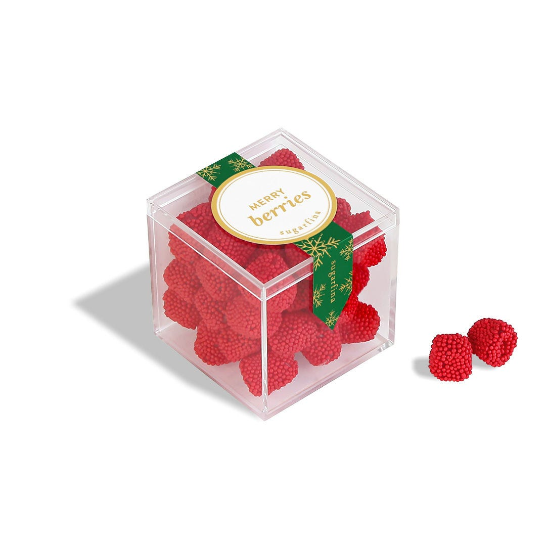 Merry Berries - Small Candy Cube