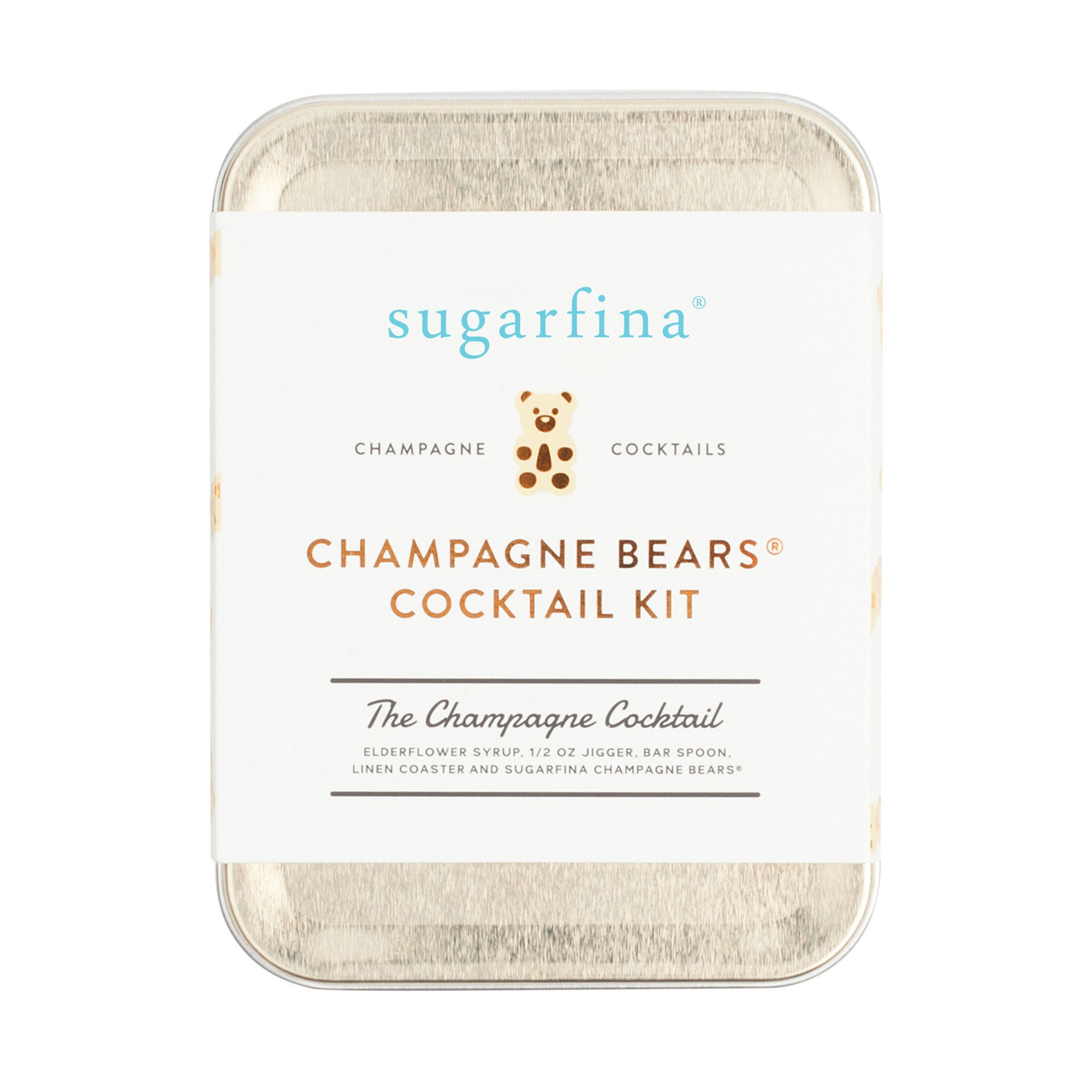 Champagne Bears® Cocktail Kit