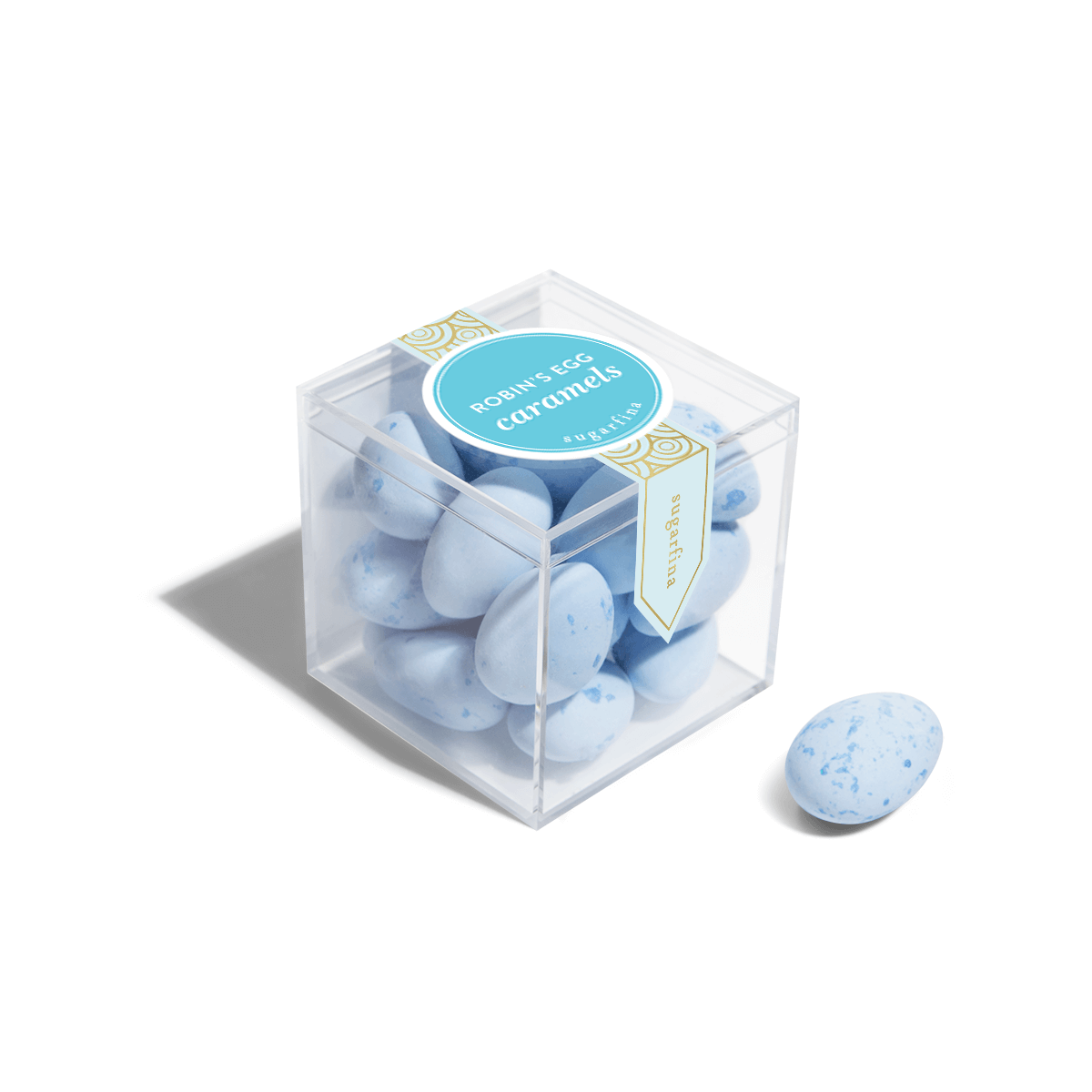Robin's Egg Caramels - Small Candy Cube