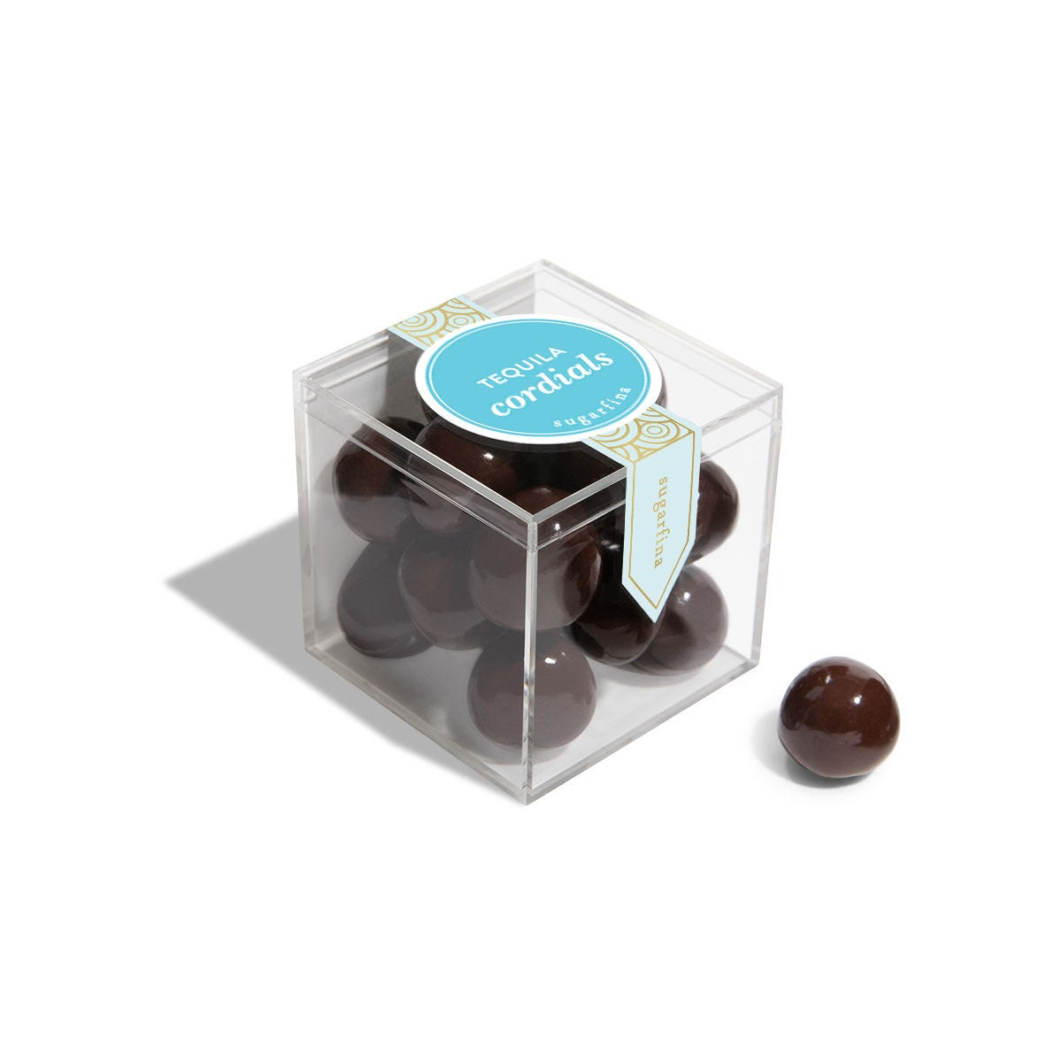 Tequila Cordials - Small Candy Cube