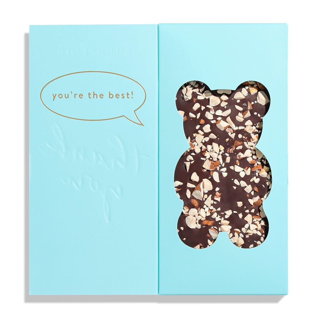 Thank You Candy Greeting Card™