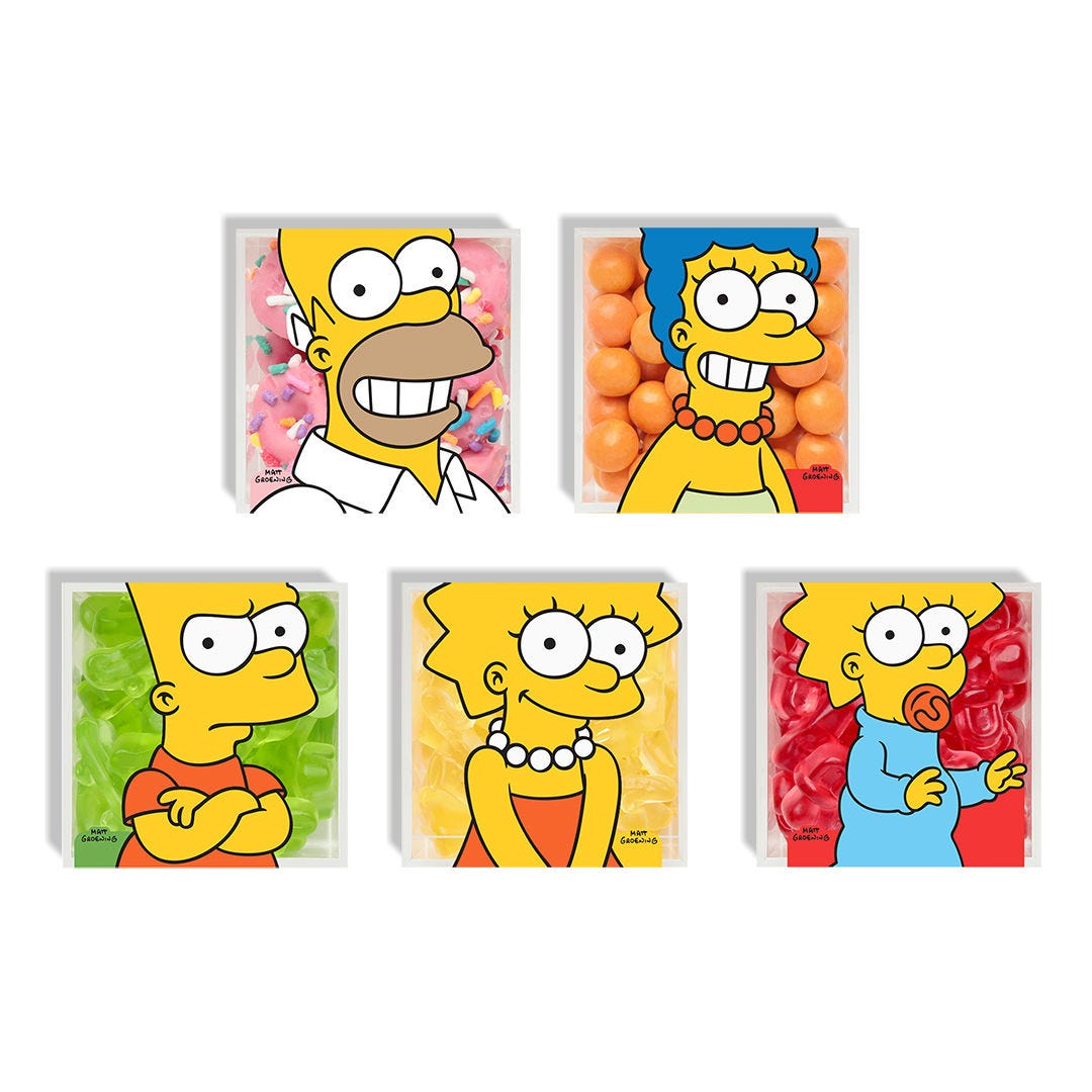 The Simpsons Family Bundle