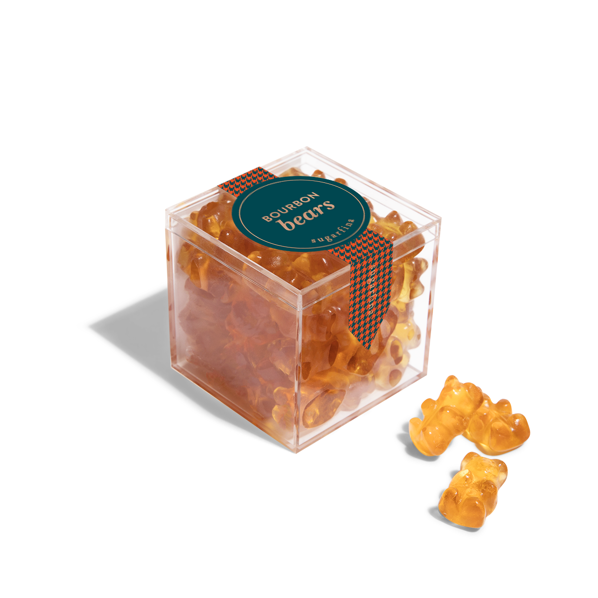 Vice Collection: Bourbon Bears  - Small Candy Cube
