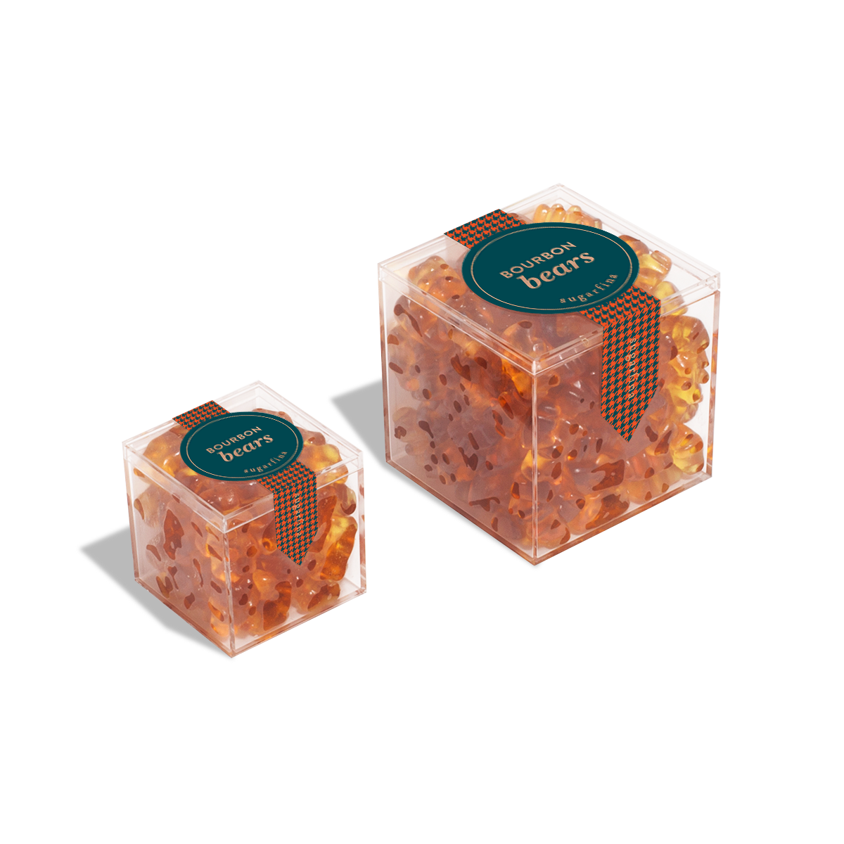 Vice Collection: Bourbon Bears Large Candy Cube