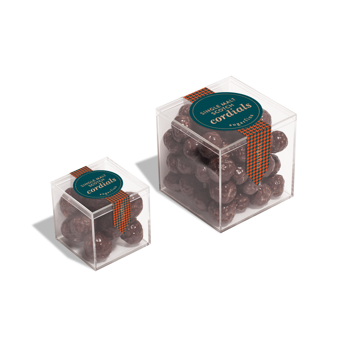 Vice Collection: Single Malt Scotch Cordials Large Candy Cube