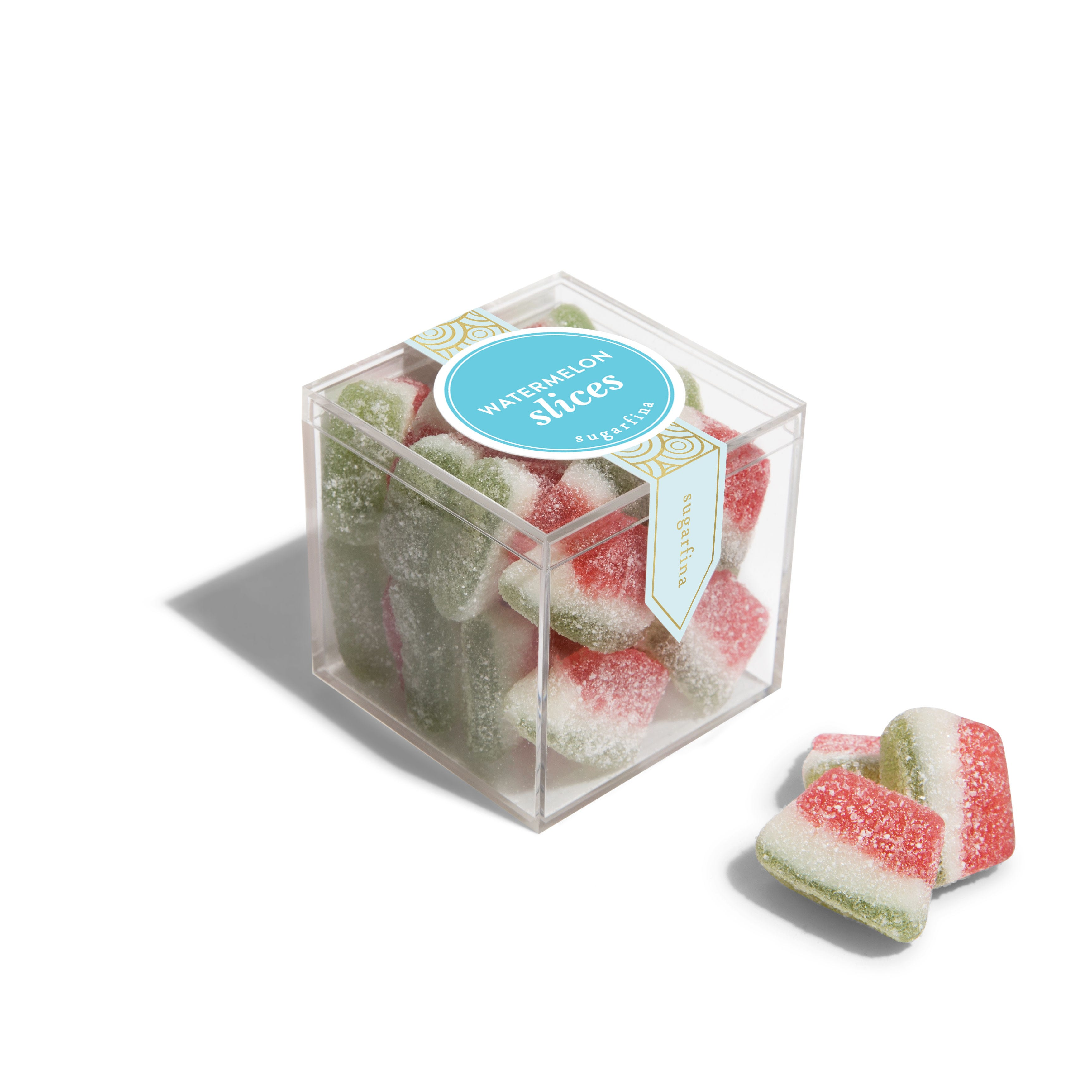 Watermelon Slices - Small Candy Cube