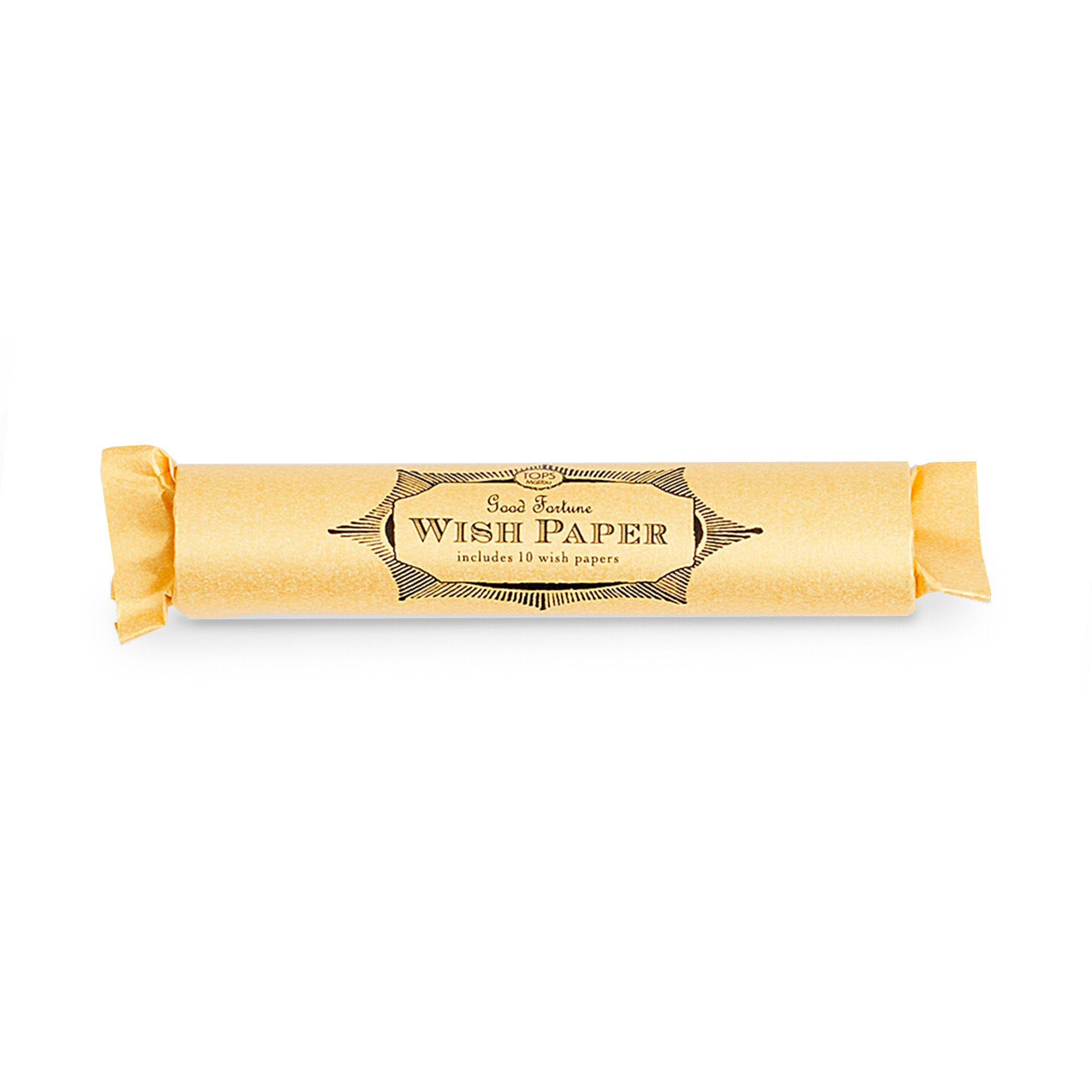 Wish Paper - Gold