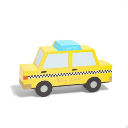 New York Taxi 2 Piece Candy Bento Box