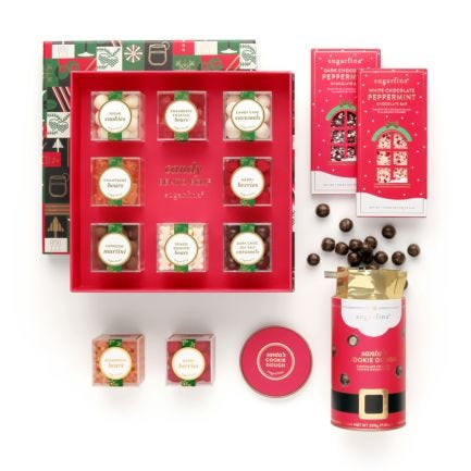 Best of Sugarfina Holiday Gift Bundle