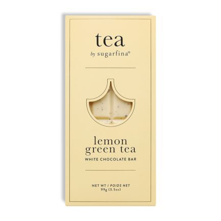 Lemon Green Tea White Chocolate Bar