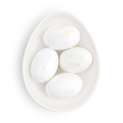 Golden Truffle Eggs