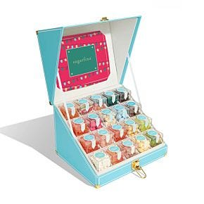 20 Piece Pre-Set Holiday Candy Trunk