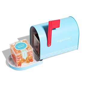Mail Box 2pc Candy Bento Box