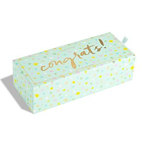 "Design Your Own ""Congrats"" 3pc Candy Bento Box"