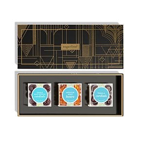 Vice Retro Collection 3 Piece Candy Bento Box
