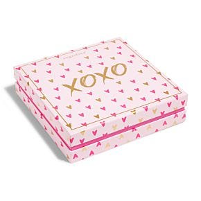 "Design Your Own ""XOXO"" 8pc Candy Bento Box"