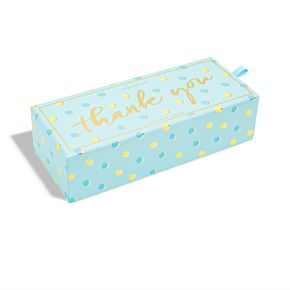 Design Your Own Thank You 3pc Candy Bento Box
