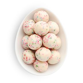 Birthday Cake Cookie Bites - Small Candy Cube