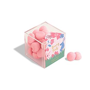 Bunny Tails Candy Cube