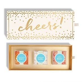 Cheers 3 Piece Candy Bento Box