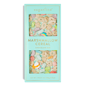 Marshmallow Cereal Chocolate Bar