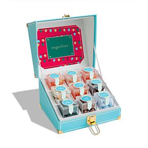 9 Piece Pre-Set Holiday Mini Candy Trunk