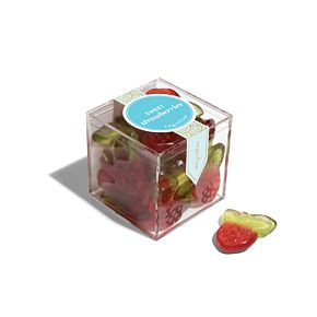 Sweet Strawberries - Small Candy Cube