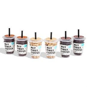 Cold Brew Bears - 6-Piece Mini Cups