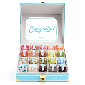 """Congrats"" 20 Piece Candy Trunk"