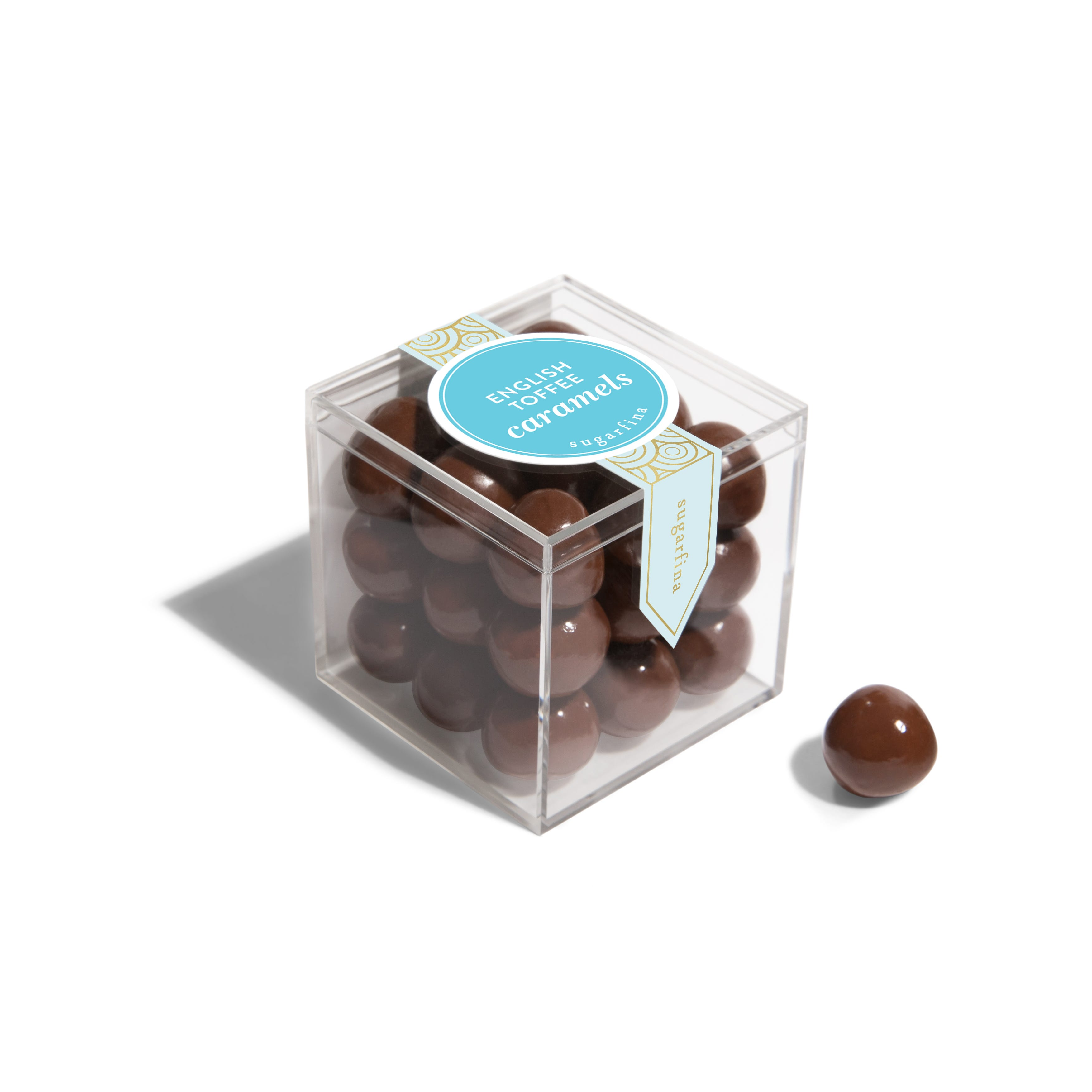 English Toffee Caramels - Small