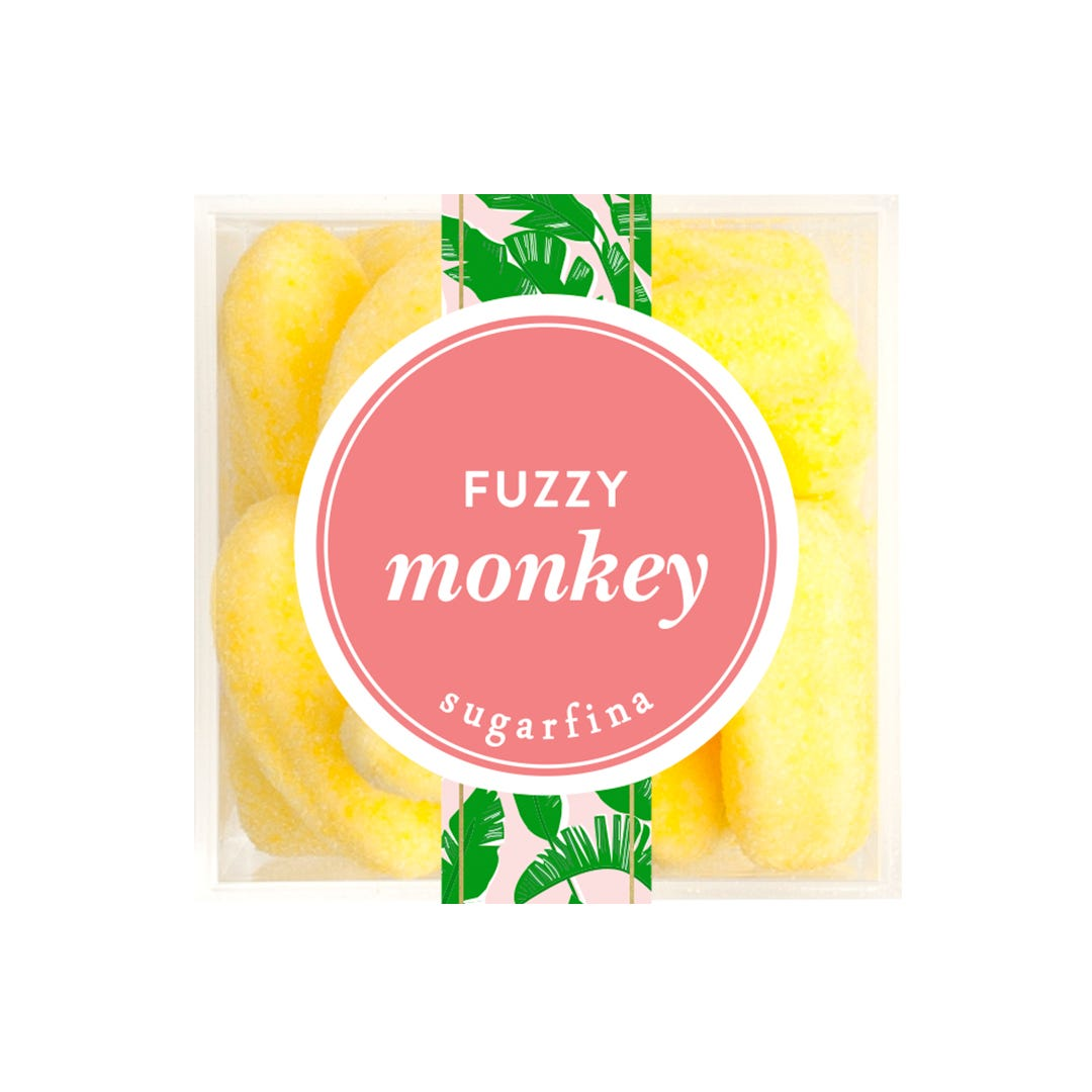 Taste of Paradise Collection: Fuzzy Monkey